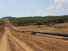 National gas pipeline Klechovce- Negotino